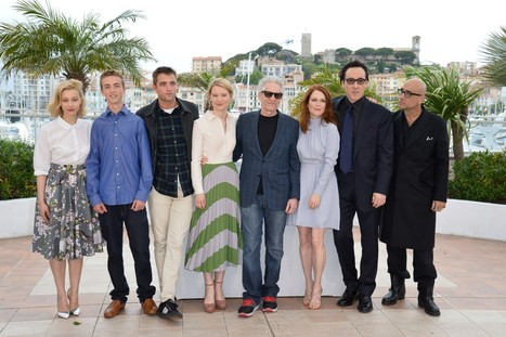 """David Cronenberg's """"Maps to the Stars"""" At Cannes:  The Transmission of Family Trauma? 