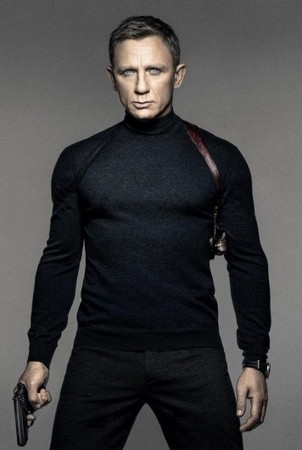 James Bond Spectre Poster Black Sweater | Black Friday & Cyber Monday Deals | Scoop.it
