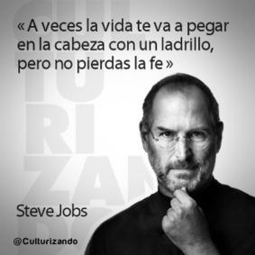 15 Grandes Frases de Steve Jobs | Comunicación estratégica | Scoop.it