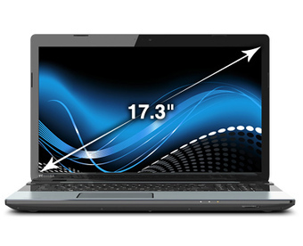 Toshiba S70-AST3GX1 Review - All Electric Review | Laptop Reviews | Scoop.it
