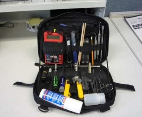 DIY Portable Electronics Tool Kit | Maker Stuff | Scoop.it