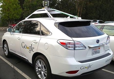 La voiture automatique Google Car conduit mieux que des pilotes ... | Automobile | Scoop.it