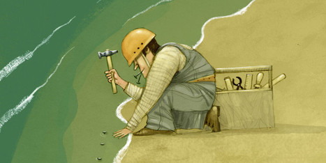 9 Political Cartoons That Put Climate Change In Perspective | Our Planet Our Future | Scoop.it