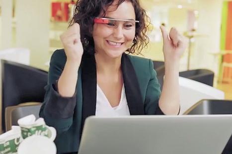Voyages-SNCF teste les Google Glass pour l'aide à l'achat en ligne | Data Marketing | Scoop.it