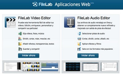 Educación tecnológica: Filelab: laboratorio online de vídeo y audio | EDUDIARI 2.0 DE jluisbloc | Scoop.it