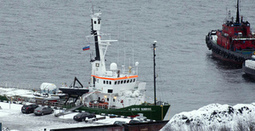 Arctic Sunrise still held in Murmansk - Radio New Zealand | Arctic 30 | Scoop.it