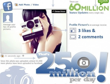 Facebook Statistics 2011 ★ Visual.ly | infographies | Scoop.it