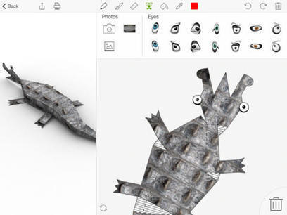 More Storytelling Fun With Foldify Zoo - iPad Apps for School | Technology integration | Scoop.it