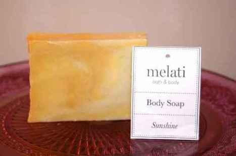 Melati Bath & Body Organic Vegan Soap & Lavender Field Bath Bomb {Review & Giveaway} | Green, Organic & Natural Giveaways | Scoop.it