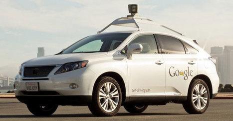 Sans humains, la Google Car n'aurait jamais eu d'accidents | Libertés Numériques | Scoop.it