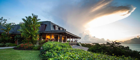 Travel 2 the Caribbean Blog: Luxury Tobago Getaway - The Villas at Stonehaven | Caribbean Island Travel | Scoop.it