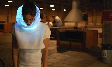 The mood-sweater that means you can wear your heart on your sleeve | Ethical Ed Tech | Scoop.it