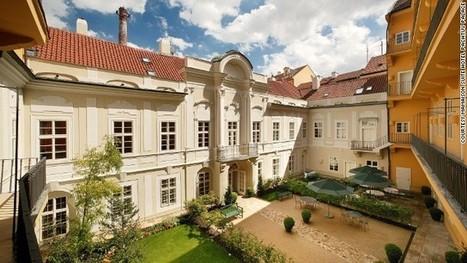 Palaces, castles, chateaus: 12 regal stays - CNN   Chateauxtravel   Scoop.it