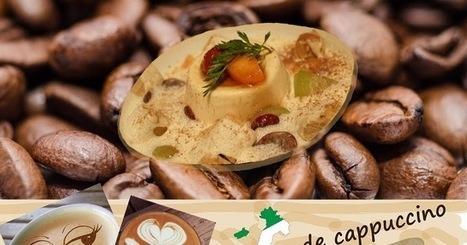 Recette de mousse de cappuccino au mascarpone (dessert, Italie) | Desserts street food | Scoop.it