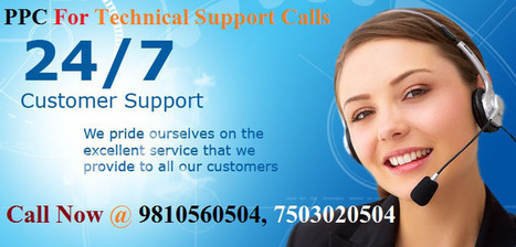 Inbound Calls for Tech Support 9810560504 | PPC for Tech Support 7503020504 | Scoop.it