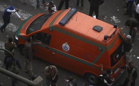 1979 ambulances prêtes à intervenir pour sécuriser les manifestations | Égypt-actus | Scoop.it