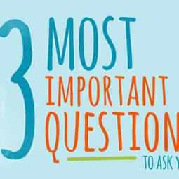 The 3 Most Important Questions | Vishen Lakhiani | Scoop.it
