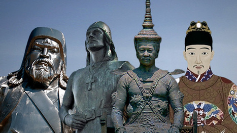 What these historical kings and marauders can teach our leaders about climate change | Teaching history and archaeology to kids | Scoop.it