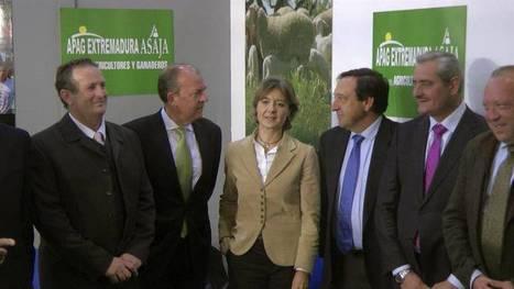 La ministra de Agricultura subraya la 'estabilidad y el futuro' del campo español   Agroexpo   Scoop.it