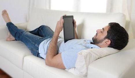 Lire en numérique, ça change quoi? | Poèmes d'avenir, du présent, du passé. | Scoop.it