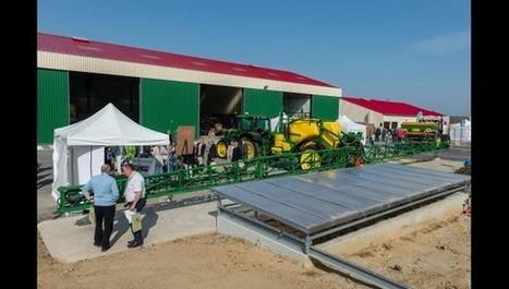 Le groupe CARRE inaugure sa ferme pilote | Chimie verte et agroécologie | Scoop.it