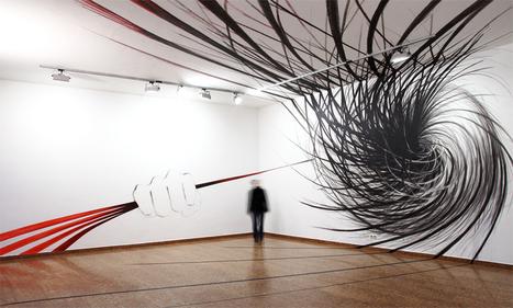 Anemona Crisan: Verleibung Space | installations art | Scoop.it