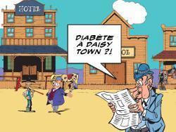 Votez pour Rififi à Daisy Town*, le serious game contre le diabète ! | Diabète-AFD | Santé Connectée | Scoop.it