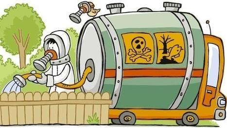 Alles im grünen Bereich: Einmal im Leben die chemische Keule | Agricultural Research | Scoop.it