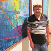 La geometría y el arte se unen en la Galería Nacional - La Nación Costa Rica | Matemáticas | Scoop.it