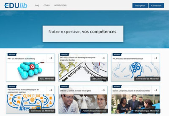 Le nouveau portail EDUlib est en ligne, propulsé par OpenedX | MOOC Francophone | Scoop.it