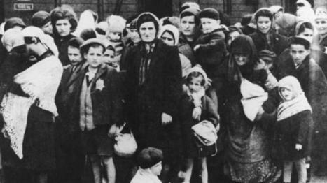 Nazismo: El Holocausto judío cabe en siete cajas de cartón | La Mejor Educación Pública | Scoop.it