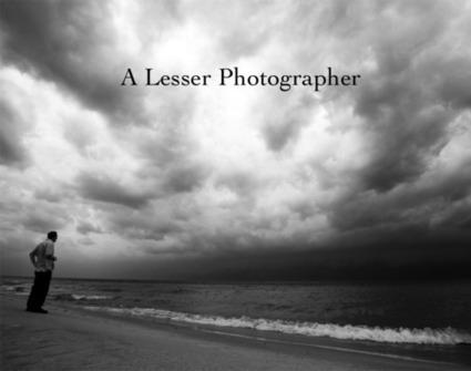 A Lesser Photographer - A Lesser Photographer - A Manifesto     The Machinimatographer   Scoop.it