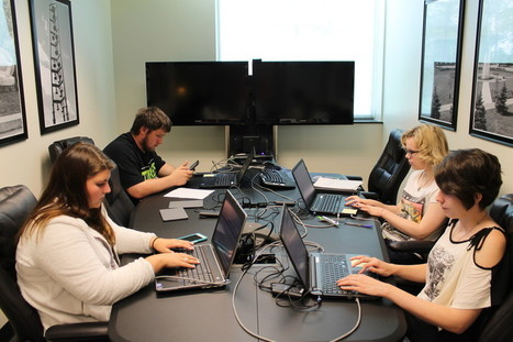 Students make course content accessible during summer program - Penn State News | Teaching and Learning software and topics | Scoop.it