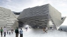 Film to give public sneak preview of new £45m V&A museum in city | Culture | Scotland on TV from STV | Culture Scotland | Scoop.it