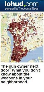 BREAKING – EXCLUSIVE: NY Paper Publishes Legal Gun Permit Holders Names in Print & Online! | Littlebytesnews Current Events | Scoop.it