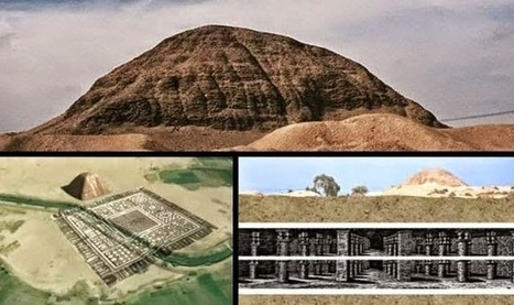 Ancient Underground Labyrinth Discovered in Egypt: 'Contains 3000 Rooms With Hieroglyphs'   Science, Space, and news from 'out there'   Scoop.it