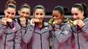 Gymnastics: Women's Team Final - Gymnastics Slideshows | Gymnastics Happenings | Scoop.it