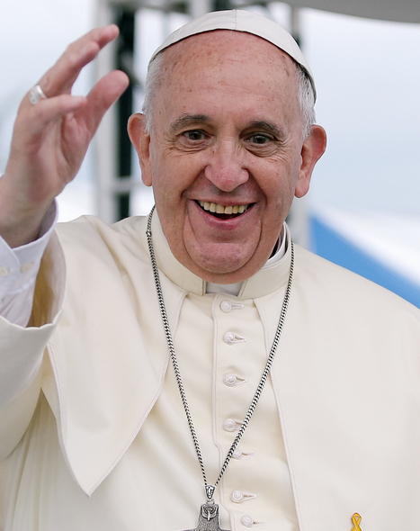 4 Challenges Pope Francis Just Made to Every Business Leader   Computers, Security, Networks, Healthcare IT, & More   Scoop.it