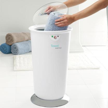 浴巾加热器:Towel Warmer | 爱…稀奇~{新鲜:科技:创意:有趣} | home textiles | Scoop.it