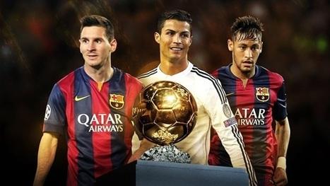 Độc giả báo Marca chọn Messi giành QBV 2015 | cửa cuốn | Scoop.it