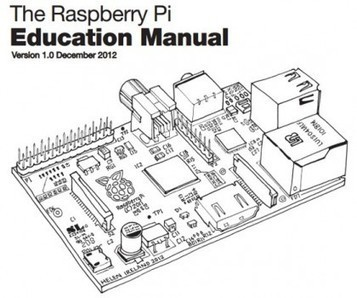 Raspberry Pi gets an open source educational manual | Raspberry Pi | Scoop.it