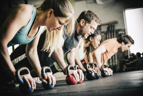 The 3 Reasons People Are Obsessed With Crossfit | Physical Activity - What is it good for? | Scoop.it