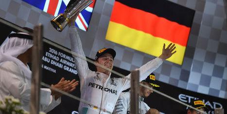 Formule 1 : Nico Rosberg sacré champion du monde | Florilège | Scoop.it