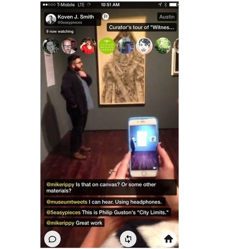 Periscope est désormais disponible pour mobile Android - #Arobasenet.com | Going social | Scoop.it