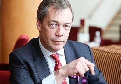 Farage - West Headed Into Orwellian Nightmare & Bankruptcy | Gold and What Moves it. | Scoop.it