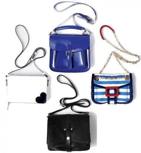 Le petit sac carré, la tendance printemps été 2013 ! | Sacs en folie | Scoop.it