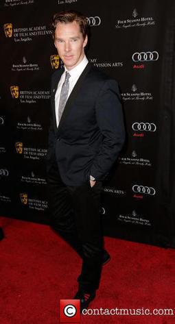 Benedict Cumberbatch - Benedict Cumberbatch Fell For Simon Pegg's Star Trek Prank | Contactmusic.com | Amze Games News | Scoop.it