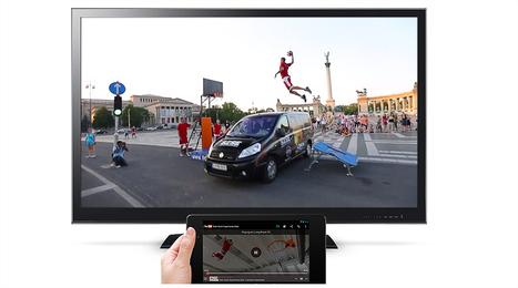 Google Chromecast's Real Genius: It's Cheap and Dumb | Next Generation TV | Scoop.it