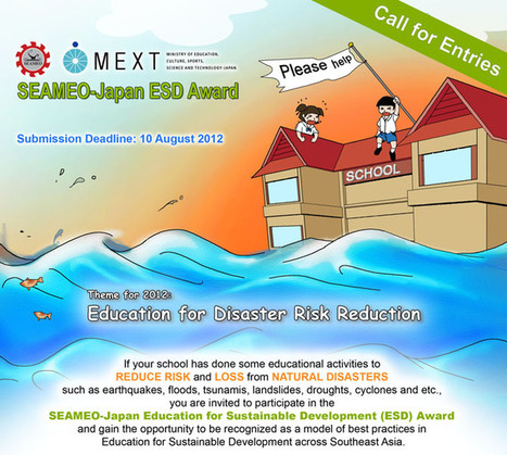 SEAMEO - SEAMEO-Japan ESD Award | Education for Sustainable Development | Scoop.it