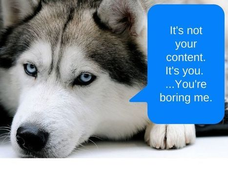 How to Create Boring-Industry Content that Gets Shared | digital marketing strategy | Scoop.it
